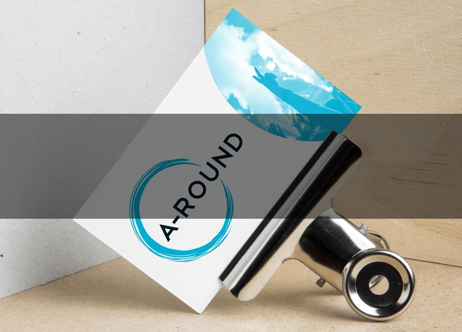projet identité visuelle A-round