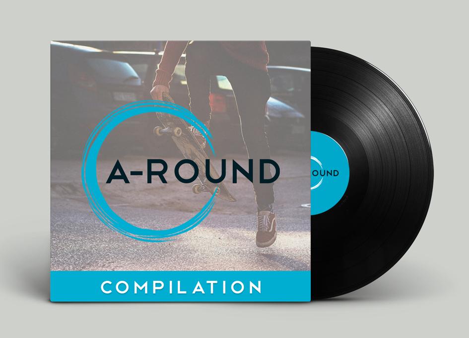 Vinyl A-round