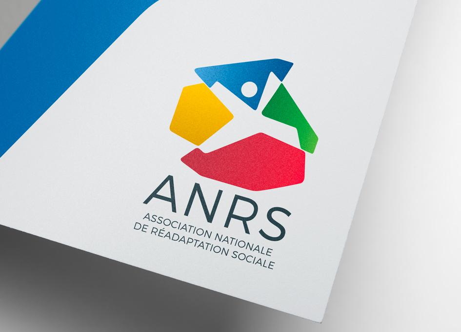 identité visuelle ANRS - logo