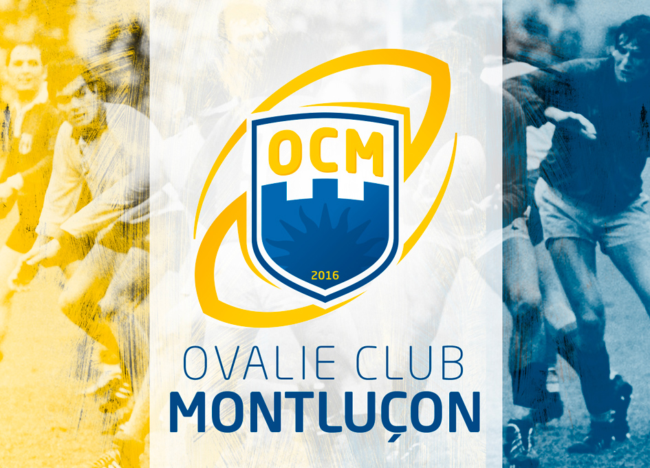 logo Ovalie Club Montluçon / test