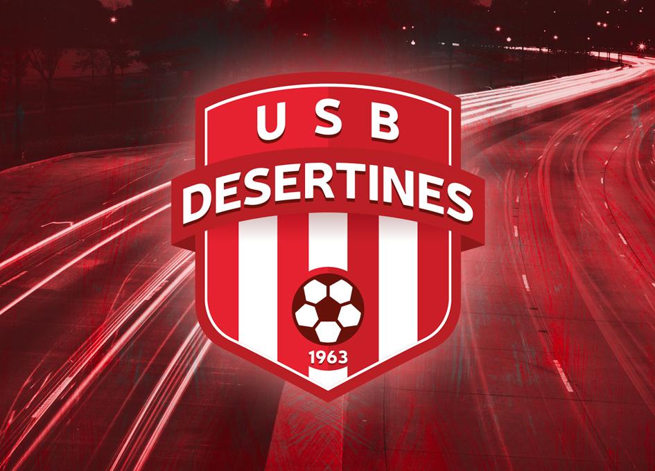 logo USB Désertines