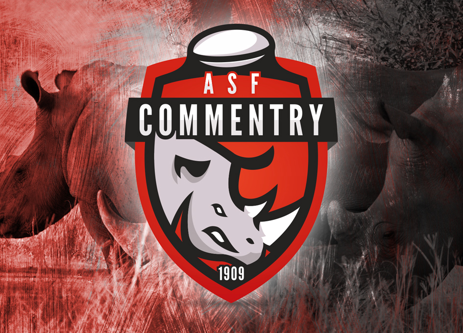 logo ASF Commentry Rugby / test