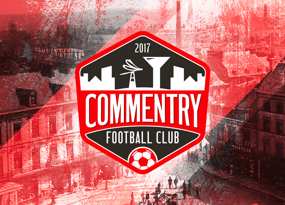 logo Commentry Football Club