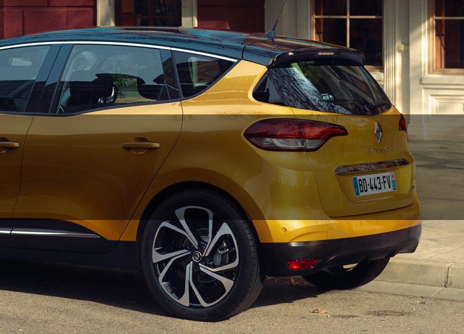 projet calendrier Renault