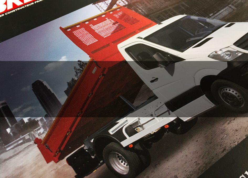 projet aménagement carrossier Mercedes-Benz